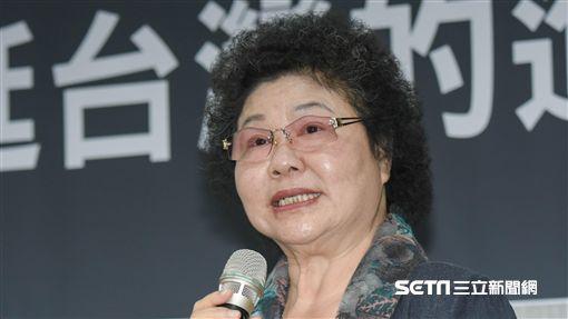 民進黨中常會高雄市長陳菊 圖/記者林敬旻攝