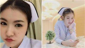 正妹,多圖,美女,性感,泰國,寫真,護士,護理師,網路,Pimchanok Chumpuchai