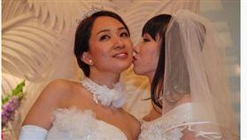 走不下去了!日女星同性婚姻宣告破局 圖/翻攝自ORICON NewS
