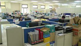 辦公室、上班、打電腦、工作、公務員