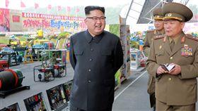北韓領導人金正恩(圖/路透社/達志影像)