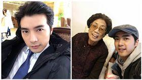 奶奶安詳離世 賀軍翔告白:永遠愛祢 圖/翻攝自賀軍翔臉書