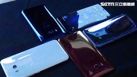 禁止使用不然我會死 HTC U 11 智慧型手機 葉立斌攝