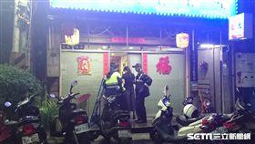 樂華夜市自治會,砍殺,攤位,攤販 圖/記者游承霖攝影