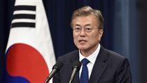 文在寅,Moon Jae-in,南韓,總統 圖/美聯社/達志影像