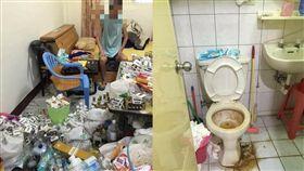 16:9 判若兩人…獨居租客一年後爆瘦、不打掃房間 網友擔心貼文 圖/翻攝自爆料公社 http://www.bc3ts.com/post/469