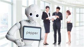 攜手Pepper 精誠資訊跨入人形機器人市場