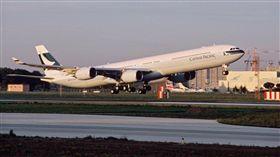 國泰航空,香港,裁員,虧損 圖/翻攝自Cathay Pacific Airways粉絲專頁