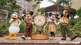香港迪士尼。(圖/香港迪士尼提供)