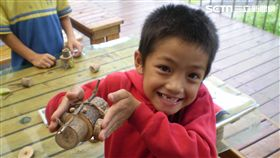帶孩子玩出戶外學習力 首屆森林嘉年華開張(圖/林務局)