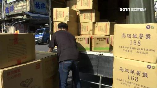 「卸貨區」供不應求 送貨員遭開單嘆心酸 -送貨員-卸貨-送貨-物流-搬貨-物流士-