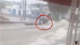 哥倫比亞,洪水,水災(圖/翻攝自YouTube)