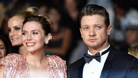 伊莉莎白歐森,Elizabeth Olsen,傑瑞米雷納,Jeremy Renner /翻攝自坎城影展Festival de Cannes臉書