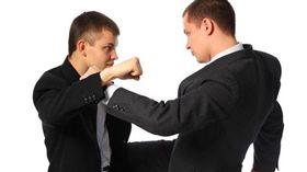 打人,打架,互毆/達志影像(示意圖)