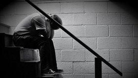 -憂鬱-▲圖/攝影者Jeffrey, flickr CC License-https://www.flickr.com/photos/jb912/7942728236/