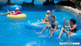 麗寶樂園,水樂園,玩水,夏天,游泳。(圖/麗寶樂園提供)