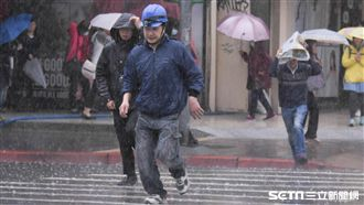 北東悶熱36度 中南部慎防連日大雨