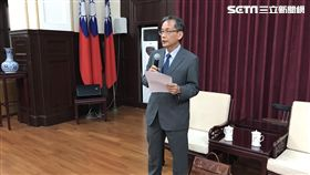 司改國是會議第2分組召集人、中研院法律研究所所長林子儀。記者潘千詩攝影