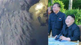 金正恩,試射,飛彈,北極星2號,北韓 組圖/翻攝自北韓勞動新聞