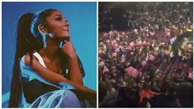 亞莉安娜,Ariana Grande(圖/翻攝自亞莉安娜臉書、推特)