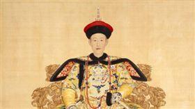 乾隆皇帝(圖/翻攝自維基百科)