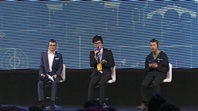 AlphaGo,柯潔,圍棋 圖/美聯社/達志影像