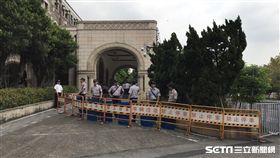 司法院同婚釋憲,陳情民眾,警方。記者潘千詩攝影