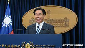 總統府秘書長吳釗燮。記者盧素梅攝