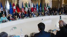 G7峰會(圖/美聯社/達志影像)