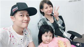 那對夫妻,Kim,Nico,妮妮(圖/翻攝自那對夫妻臉書)