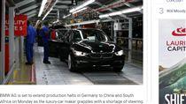 德國,BMW,製造商,零件,生產,慕尼黑,損失 https://www.moneyweb.co.za/news-fast-news/bmw-to-stop-production-in-china-south-africa-on-supply-shortage/