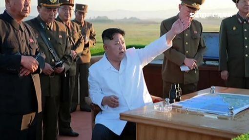 今年以來第9次! 北韓今晨又射飛彈