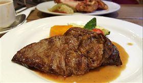 肉,美食,大餐,西餐,餐廳 圖/中央社
