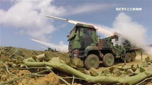 -雷霆2000-雷霆2000多管火箭系統-國軍-漢光演習-