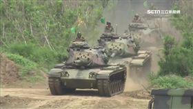 -戰車-坦克-國軍-漢光演習-