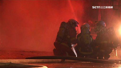 -消防員-火警-火災-打火英雄-救火-