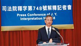 司法院秘書長呂太郎 圖/鏡週刊