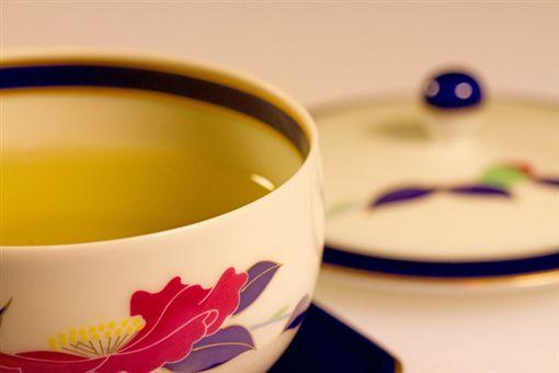 綠茶,茶葉,茶,泡茶(圖/攝影者JD,flickr CC License/網址http://bit.ly/2qzxcES)