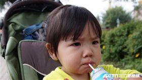 尿床,孩子,難過,哭泣,生氣,孩童,不開心(圖/Kobe提供)