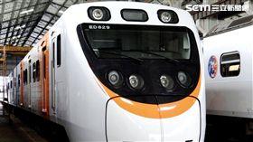 台鐵彩繪列車。