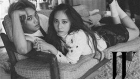 圖/翻攝自韓網 KAI Krystal