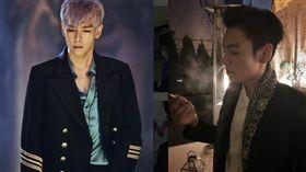 圖/翻攝自韓網 T.O.P TOP BIGBANG