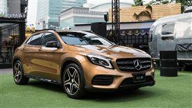 The new GLA GLA 180 GLA 200 台灣賓士提供 Mercedes-Benz