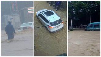 豪雨來襲愛車慘泡水 車險這樣保最省