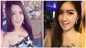 泰國,分屍,公關,棄屍,同事 圖/翻攝自Warisara Klinjui臉書