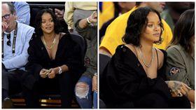 蕾哈娜,Rihanna,NBA,圖/推特