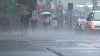 中南部嚴防淹水 「這天」鋒面再北上