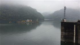 石門水庫3日晚間調節性放水、石門水庫/(北區水資源局提供/中央社)