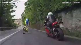 單車對戰重機超精彩!