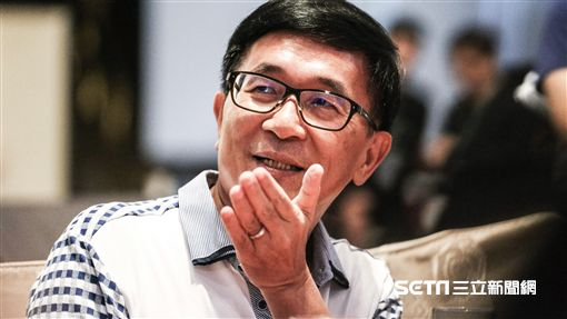 前總統陳水扁 圖/記者林敬旻攝